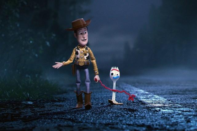 Toy Story 4: La verdadera despedida!