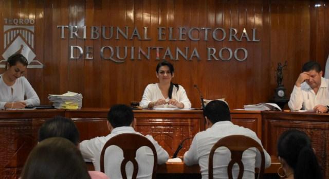 Teqroo confirma validez de la elección en los Distritos I y VIII