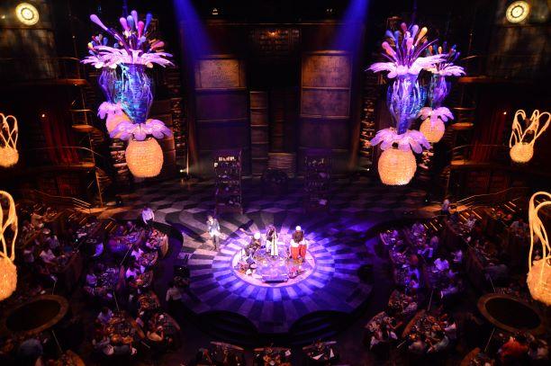 Estrena menú en su quinta temporada espectáculo del Cirque du Soleil en la Riviera Maya