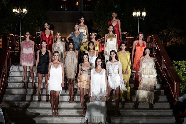 Hacienda Tres Ríos escenario de la pasarela México Fashion Show » ¡ Aquí te enteras primero ! - Caribe Empresarial