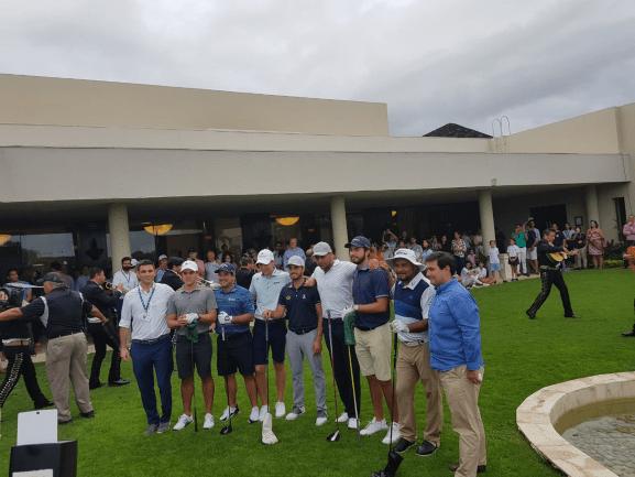 México llega al Mayakoba Golf Classic a dar la batalla: Carlos Ortiz