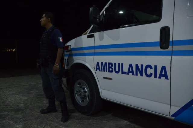Vecino de Puerto Morelos balea a menor que explotaba pirotecnia