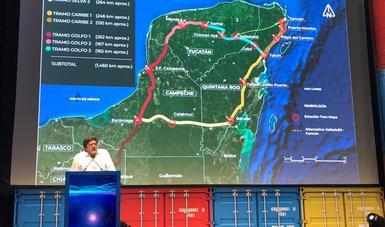Depende viabilidad económica del Tren Maya de la inversión