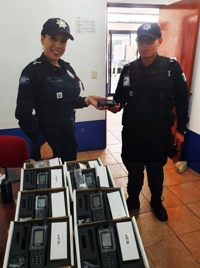 "Se prepara policía de Cancún para temporada de ""Spring Break"""