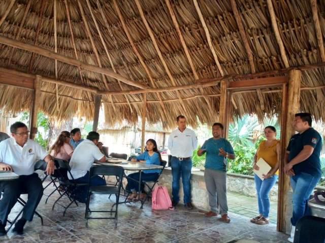 Impulsan agrupaciones y Ayuntamiento ecoturismo en Felipe Carrillo Puerto