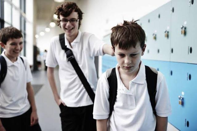 ¿Qué es el acoso escolar?