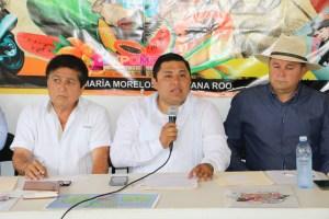 Presentan cartelera de la feria Expomor 2020, una de las más importantes en Quintana Roo