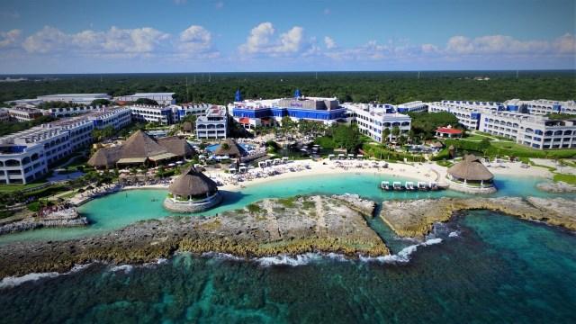 Nombran hotel de la Riviera Maya, como el mejor del segmento familiar en México