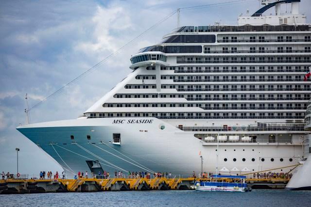 Para proteger a sus pasajeros, dos cruceros cancelan su llegada a Mahahual