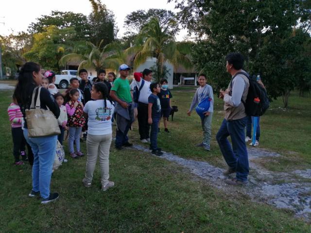 Grupo juvenil fomenta preservación de murciélagos en Cozumel