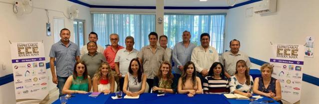 Empresarios de la Riviera Maya se comprometen a mantener empleos pero piden estímulos fiscales
