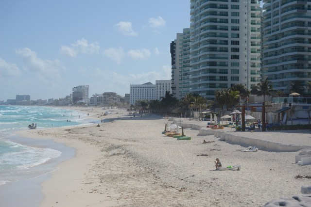 Reportan cierre parcial de 22 hoteles de Cancún, Puerto Morelos e Isla Mujeres