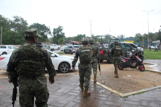Es detenido en Chetumal  con 45 kilos de marihuana