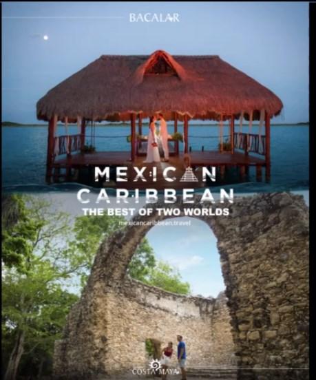 Caribe Mexicano inicia promoción oficial en México