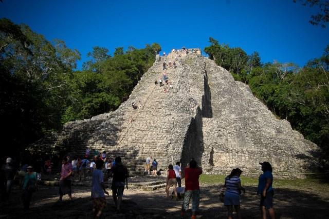 Sitios arqueológicos de Q.Roo son un reto en materia de conservación, advierte el INAH