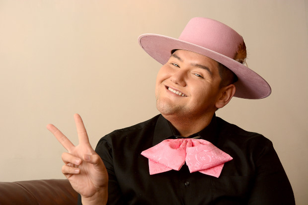 Frank Di, cantautor tijuanense de pop regional mexicano en entrevista para Caribempresarial…