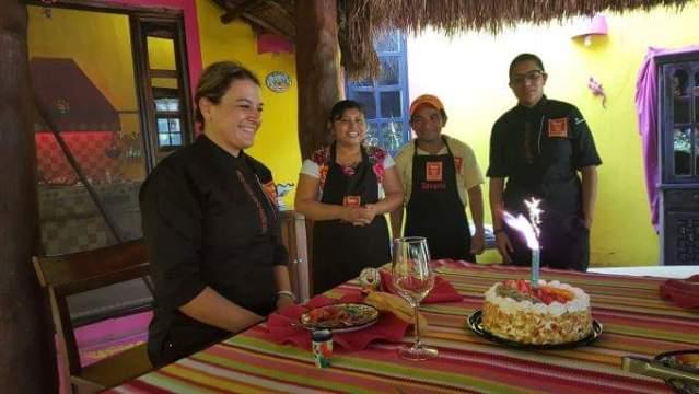 #Entrevista con la Chef mexicana Alejandra Kauachi para #Caribempresarial