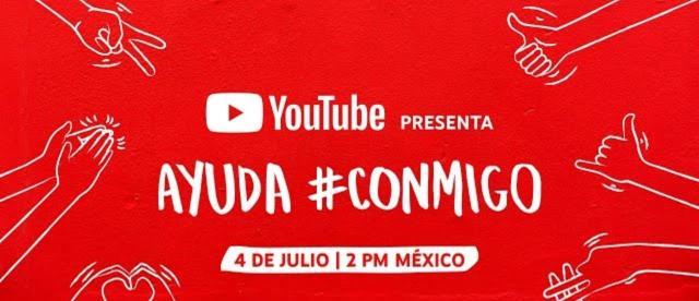 Hoy evento a beneficio para la Cruz Roja Mexicana con grandes artistas sigue en vivo este concierto en vivo