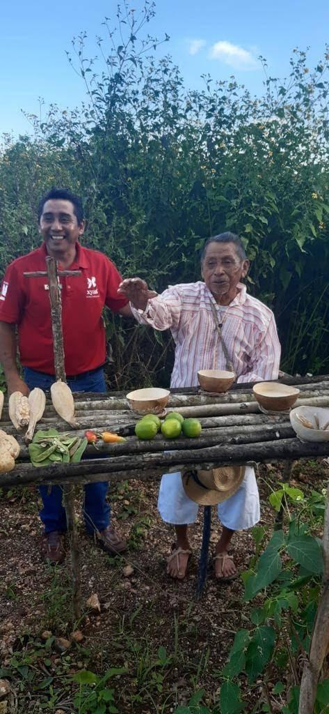 Longevos habitantes de Señor esperan impacientes el retorno de visitantes a la zona maya de Quintana Roo