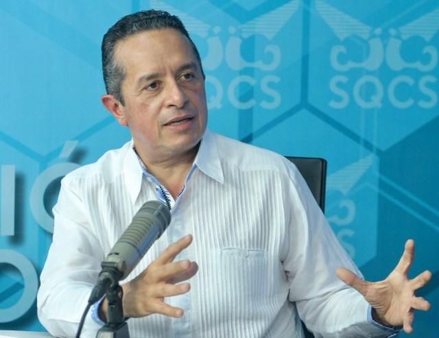 Irresponsables tienen a Quintana Roo en punto crítico límite en pandemia por COVID-19; Carlos Joaquín