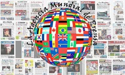 La cabeza detrás de La Agencia Mundial de Prensa, la periodista Cristina Barcelona
