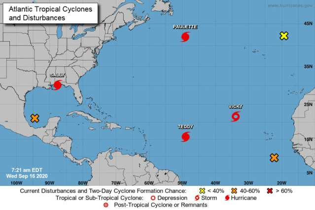 """Crece la probabilidad de un huracán como """"Gilberto"""" o """"Wilma"""": advierte especialista"""