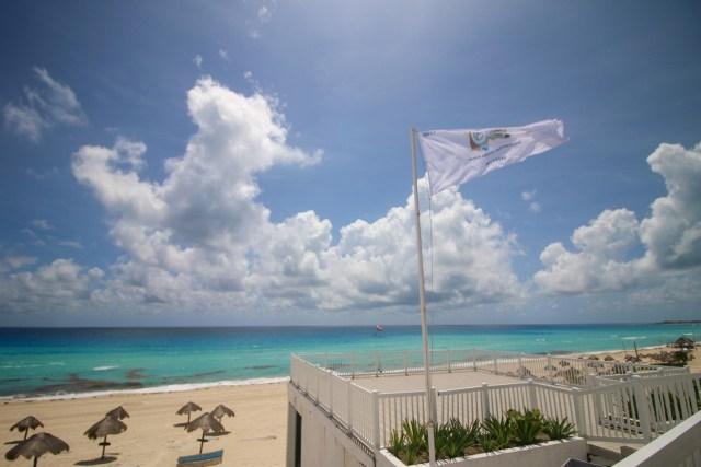 La Zofemat reabrirá mañana una tercera playa pública en Cancún