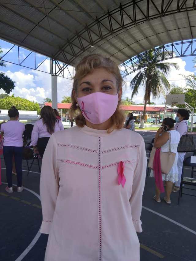 Anuncian la campaña 2020 contra el cáncer de mama
