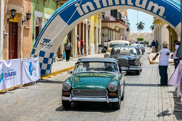 Telmex confirma su participación en la VII edición del Rally Maya México