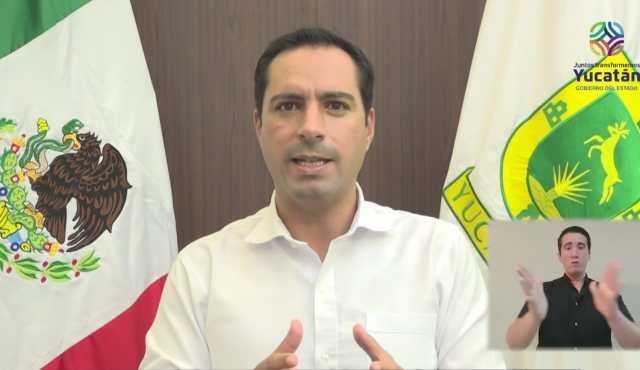 Gobernador de Yucatán, Mauricio Vila, positivo a coronavirus; es el 2º de la península