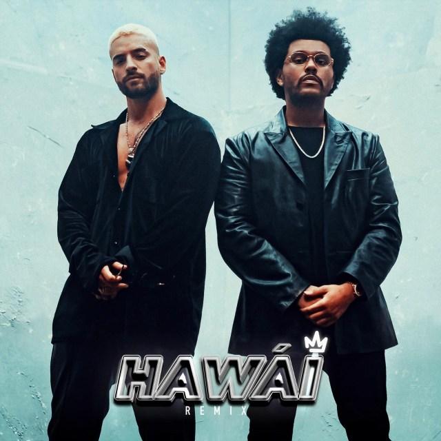 "MALUMA & THE WEEKND LANZAN ""HAWÁI – REMIX"", JUNTO CON SU VIDEOCLIP"