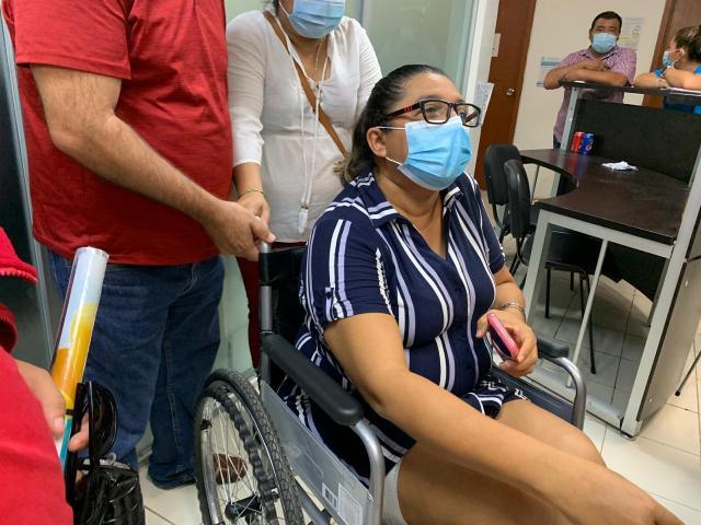 Jamás se usó tal exceso de fuerza en Cancún contra una manifestación: periodista herida