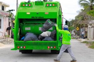 Red Ambiental continúa firme el servicio de recolección de basura