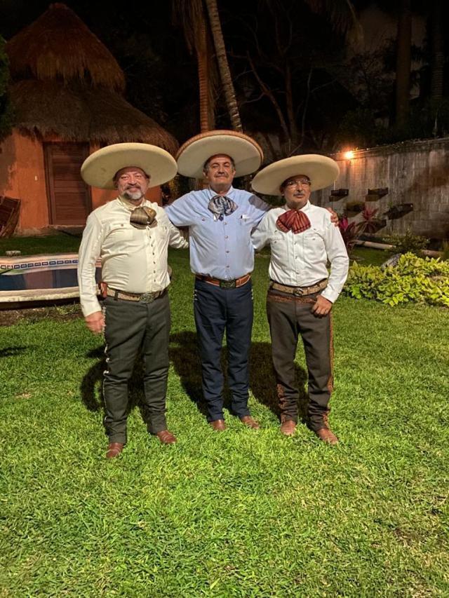 Nuevo Presidente de la Unión de Asociaciones de Charros de Quintana Roo, Arturo Rentería
