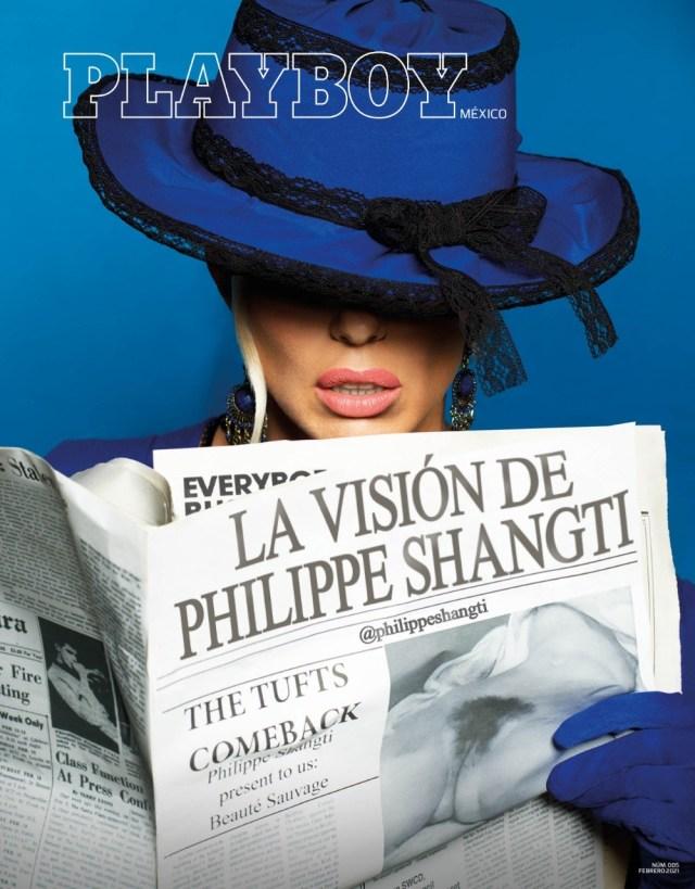 Realiza el artista francés Philippe Shangti
