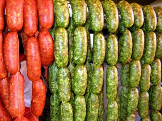 Corazón de Copil. ¿Qué comer en Toluca?