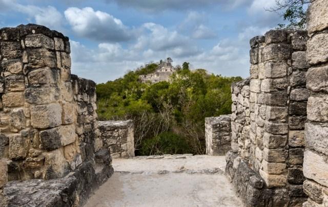 Calakmul, uno de los destinos más buscados por el turismo de arqueología y naturaleza