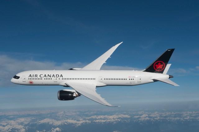 Air Canada y Gobierno de Canadá establecen acuerdos financieros