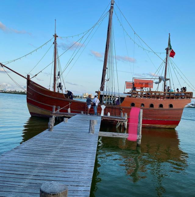 Esteban Frilad y Alejandro González de Novus Cancun Experiences en entrevista