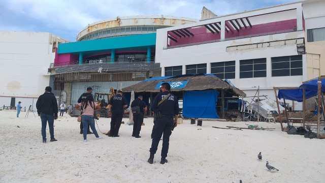 Reconocimiento del sector náutico al operativo en Playa Gaviota Azul