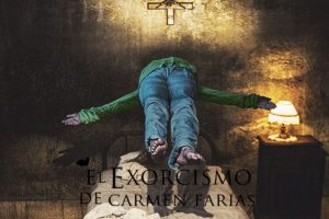 """En la pantalla grande la película mexicana """"El exorcismo de Carmen Farías"""""""