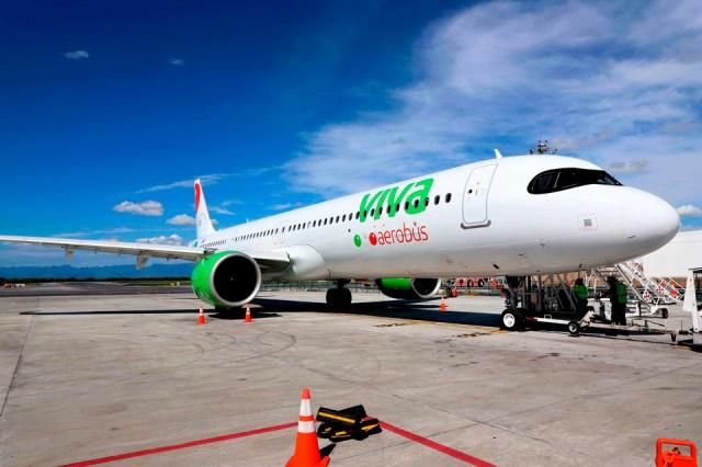Viva Aerobús resalta crecimiento de 21.5 por ciento respecto a abril de 2019, superando niveles de prepandemia