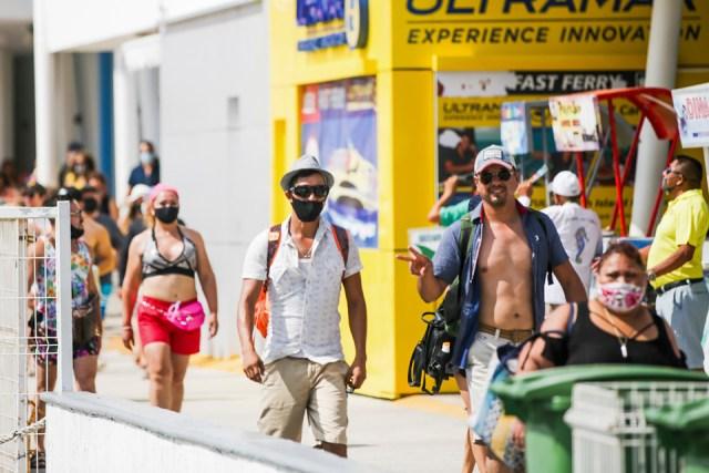 El Caribe Mexicano espera para este verano 2.8 millones de visitantes y una derrama de 1,987 millones de dólares