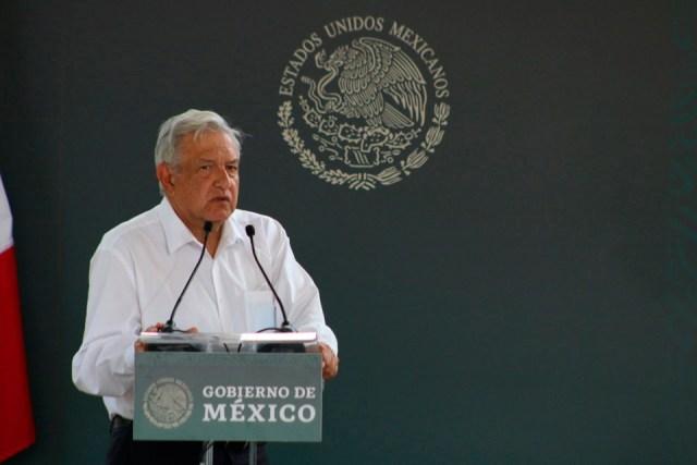 Gira relámpago al sureste del presidente Andrés Manuel López Obrador