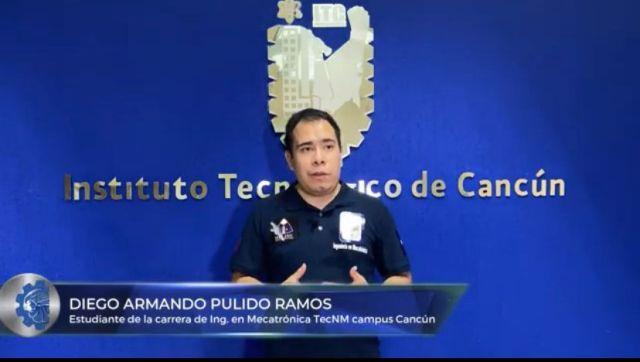 Rinde frutos programa educativo del TEC Cancún; segundo estudiante con posibilidades de participar en proyectos con la NASA