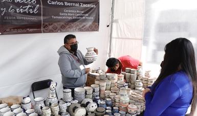 Exponen alfarería libre de plomo nacional en la Ciudad de México