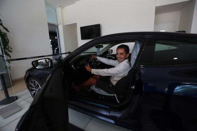 Presenta BMW nuevos modelos