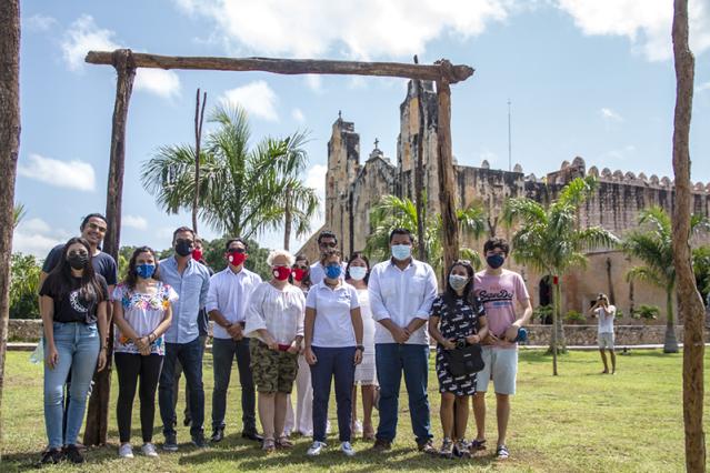 Llegará Cultura Maya a Bienal de Arquitectura de Venecia 2021