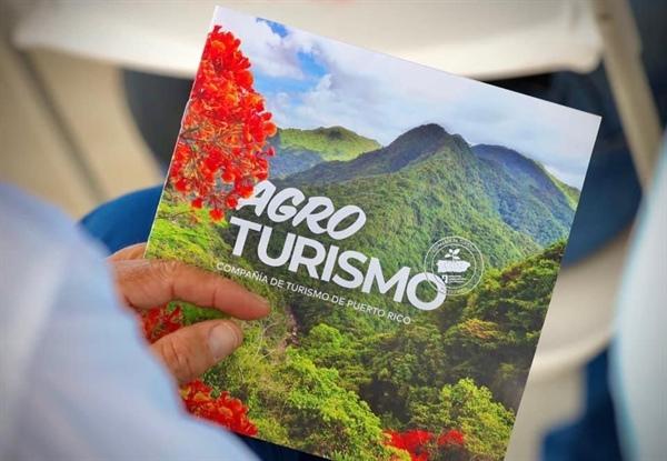 Suman 32 empresas agroturísticas al programa de certificación de la Compañía de turismo de Puerto Rico