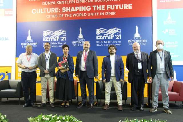 Comparte Medellín iniciativas culturales en la Cumbre de la Cultura